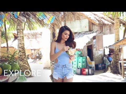 Explore Philippines: Rhian Ramos in Siargao Island