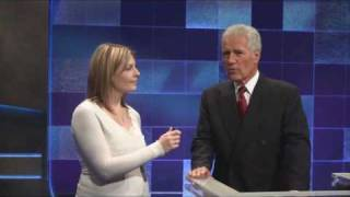 Interview with Alex Trebek, Host of  Jeopardy at CES 2009