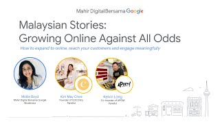 Malaysian Stories: Growing Online Against All Odds
