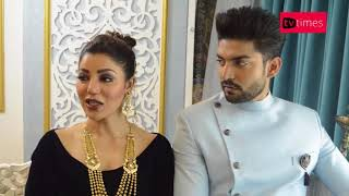 Debina Bonnerjee and Gurmeet Choudhary stun in their photoshoot