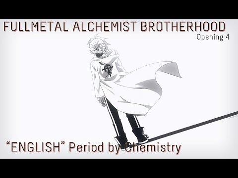 (+) Period (English Fandub Version) {FullMetal Alchemist Brotherhood}