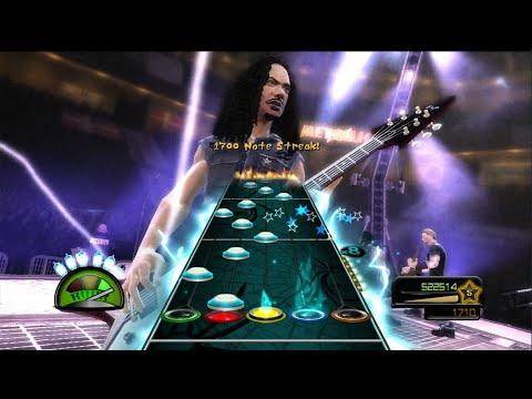Guitar Hero Metallica Master of Puppets Expert Guitar 100% FC 784658