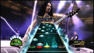 Guitar Hero Metallica Master of Puppets Expert Guitar 100% FC (784658)