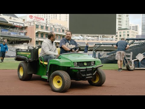 Links At Petco Park: Q&A With Heads Groundskeeper