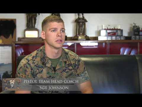 U.S. Marine Corps Shooting Team QUANTICO, UNITED STATES 01.07.2018