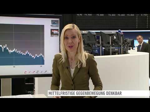 Schwach, schwächer, Euro - fängt sich Europas Währung?