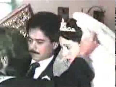 الزفاف في الكنيسة Palestinian Christian Wedding