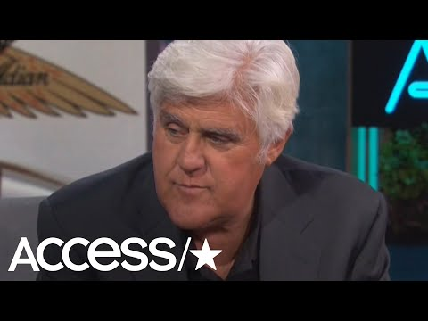 Jay Leno Admits Why 'It Will Be Tough' For Eddie Murphy To Make A Stand-Up Comedy Comeback