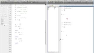 MATLAB Branch (IF/ELSE) Tutorial
