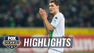 Christensen doubles Gladbach's lead vs. Werder Bremen   2015–16 Bundesliga Highlights