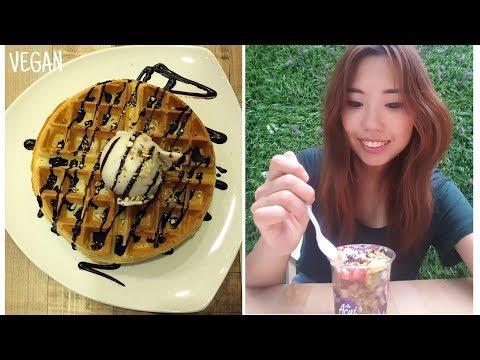 Singapore 05 What I Ate (Desserts) VEGAN - 싱가폴 하루 종일 디저트