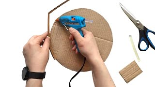 Diy: 9 Wall Decoration Ideas   Craft Ideas With Paper And Cardboard