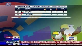 Download Video Perolehan Medali Asian Para Games 12 Oktober 2018 MP3 3GP MP4