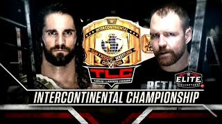 WWE TLC (Tables, Ladders and Chairs) 2018 Official and Full Match Card