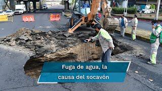 Por lo anterior, se realizó un corte de circulación desde Ánfora hasta Oceanía; como alternativa se recomienda transitar por Calzada Ignacio Zaragoza e Iztaccíhuatl