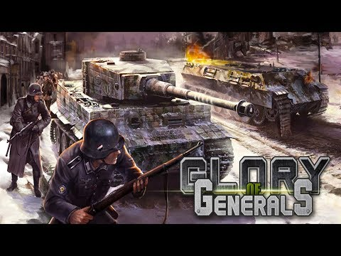 Glory Of Generals Pacific HD Android Gameplay From EasyTech
