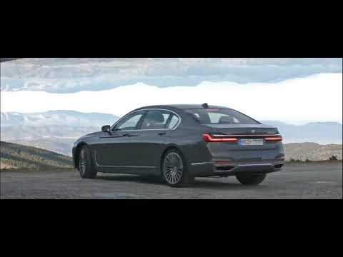 The new BMW 7 Series Preview