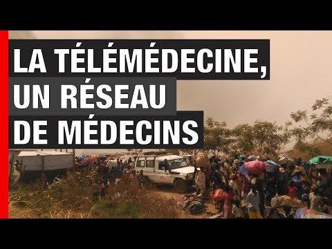 MSF Impulsion :  La télémédecine, un réseau de médecins