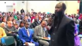 Prophet Dr. David Owuor - Women have a Holy Role in The Church