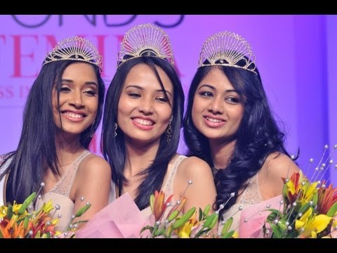 Miss India Kolkata 2013 (Archita Sahu - 1st runner up)