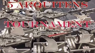 Video Armada Tournament Report - FIVE Arquitens Fleet download MP3, 3GP, MP4, WEBM, AVI, FLV Juni 2017