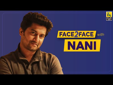 Nani Interview With Baradwaj Rangan | Jersey | Face 2 Face