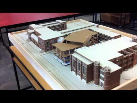 Gould Annex.Graduate Studio.OU College of Architecture Fall 2012