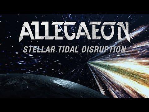 """Allegaeon """"Stellar Tidal Disruption"""" (OFFICIAL VIDEO)"""