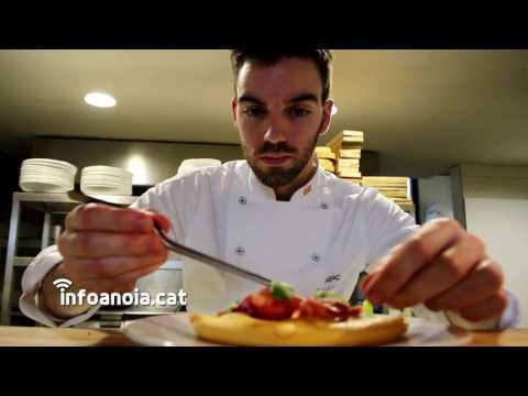 David Andrés, millor xef jove d'Espanya i Portugal