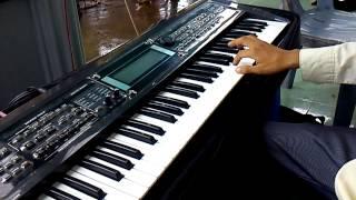 dòng sông quê em đàn cổ organ
