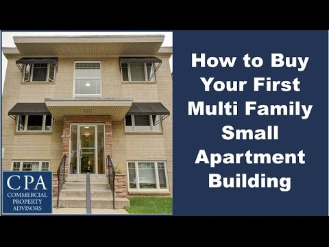 How To Buy Your First Multi Family Small Apartment Building Design