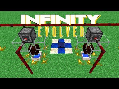 Minecraft Mods FTB Infinity Evolved - AUTOMATIC MANA POOL [E58] (Modded Expert Mode)