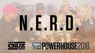 N.E.R.D. x The Cruz Show | Powerhouse 2018