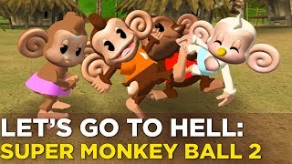 Nick and Griffin Turn SUPER MONKEY BALL 2 Inside Out — LET