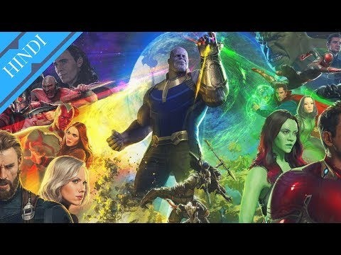 Every Character In Avengers: Infinity War Explained in HINDI | D23 Expo | SuperSuper