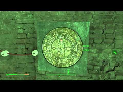 Fallout 4 Church  Password For Ug Railroad