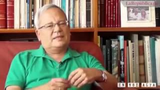 Cesar Hildebrandt habla sobre el diario CORREO