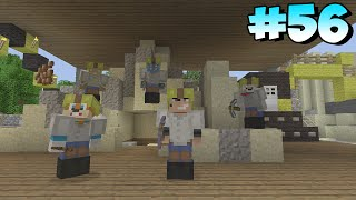 Minecraft Xbox Lets Play - Survival Madness Adventures - The Mining Mini Game [56]