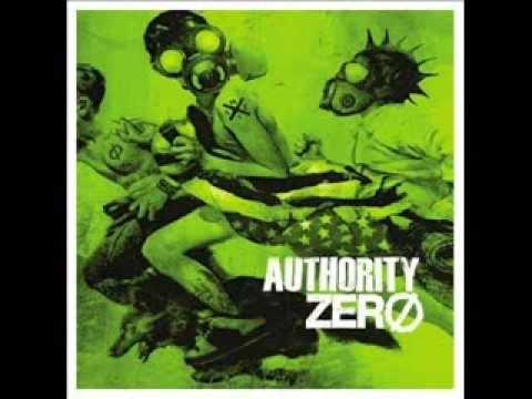 Authority Zero - Societys Sequence