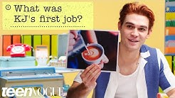 KJ Apa Guesses How 1,509 Fans Responded to a Survey About Him | Teen Vogue