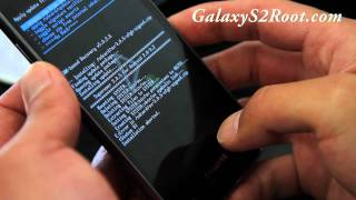 How to Root T-Mobile Galaxy S2! [SGH-T989]
