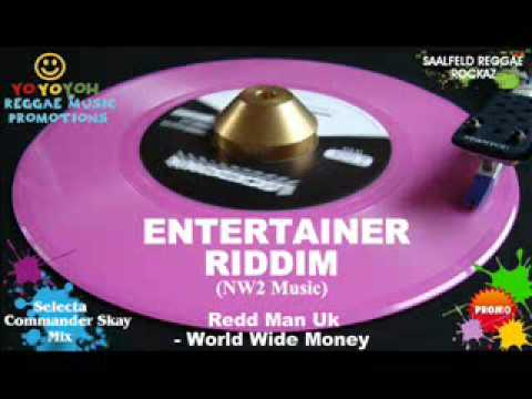 Entertainer Riddim Mix [January 2012] NW2 Music
