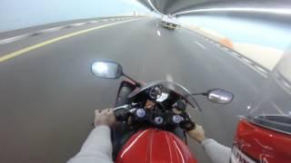Hell Yeah I Love Traffic Dubai bikes YZF-R1 Yamaha R1