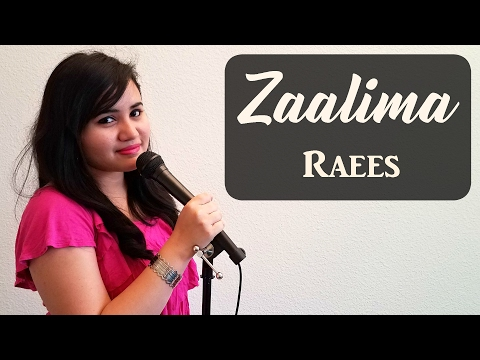 Zaalima | Female Cover - Ramya Ramkumar | Raees | Arijit Singh
