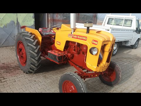 Mmtt minneapolis moline türk traktörü