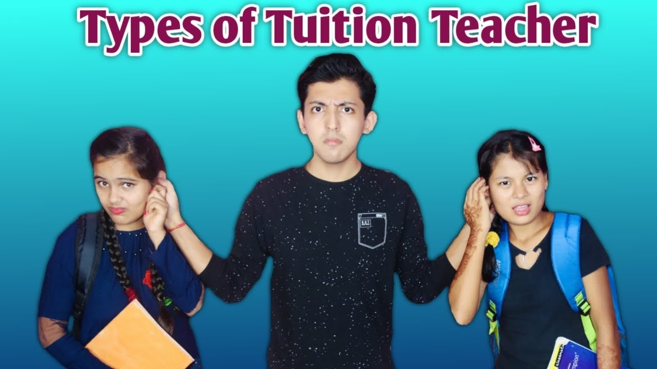 Types of Tuition Teacher | Funny Video | Prashant Sharma Entertainment