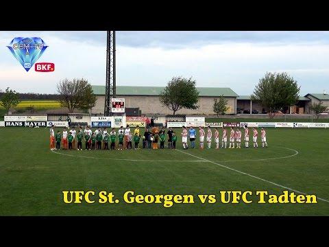 5. 5. 2017 - Fußball: UFC St. Georgen Vs UFC Tadten - CCM-TV.at