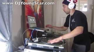 DJ YoungStar - UpTown Funk Set
