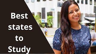Best states to study in Australia