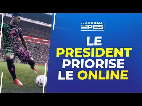 eFootball/PES 2022 : Le Président de Konami priorise les jeux mobiles !